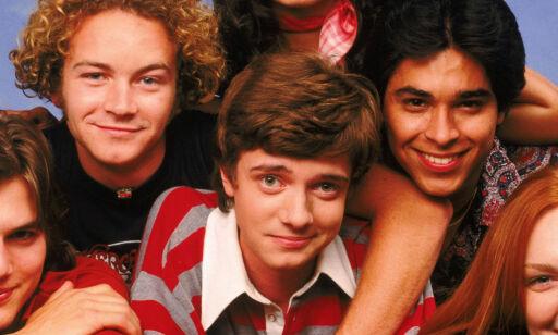 image: «That 70's Show»-stjerne er sparket fra Netflix-serie