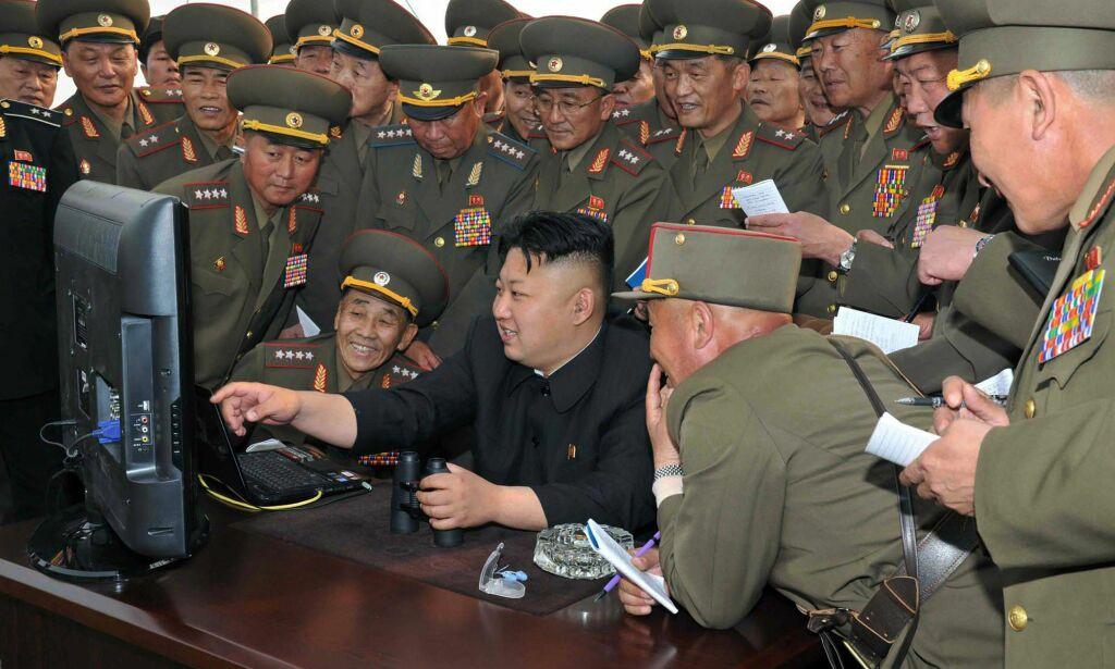 image: For få år siden ble de ledd av. Nå frykter verden Kims 6000 mann store cyberhær