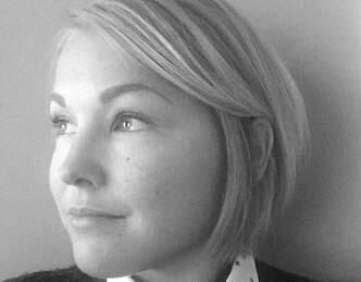 TAKKNEMLIG: Vibeke  Thorning Øverås. Foto: Privat