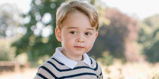 image: Fyller tre år i dag: Slik er luksusen, pliktene og privilegiene prins George av England er født inn i
