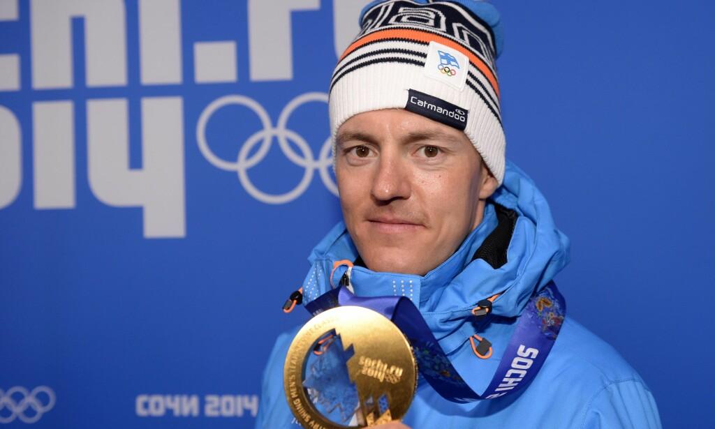 FEILSITERT: Sami Jauhojärvi vil kke at det norske folk skal tro at han raser mot Antidoping Norges Therese Johaugs-innstilling. Foto: NTB Scanpix