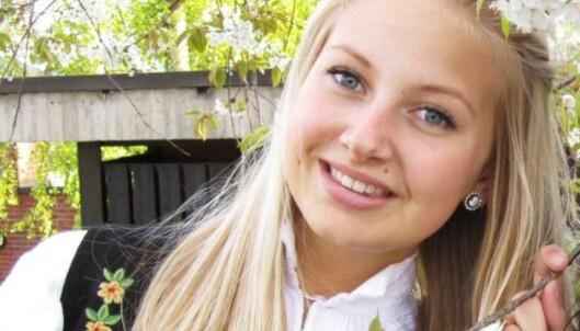<strong>DØDE PÅ UTØYA:</strong> Freddy Lies datter Elisabeth ble bare 16 år. Foto: Privat
