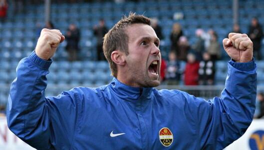 <strong>FOR KOMFORTABEL:</strong> Ronny Deila ble for komfortabel etter suksessen som Strømsgodset-trener. Foto: ARNT E. FOLVIK