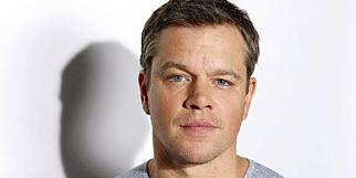 image: Krever at Matt Damon sparkes fra «Ocean's 8»