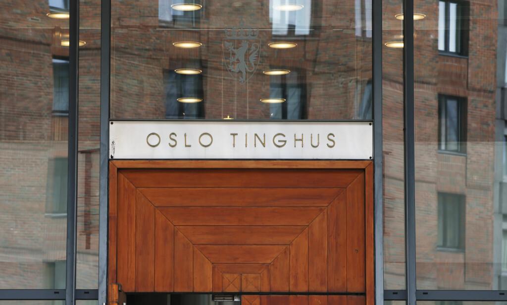 TILTALT: En mann er tiltalt for voldtekt og frihetsberøvelse av en kvinne på et hotellrom i Oslo for snart to år siden. Foto: Lise Åserud / NTB scanpix
