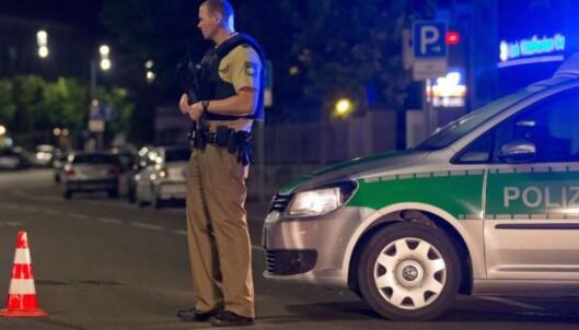Én drept og flere skadd etter eksplosjon ved festival i Tyskland