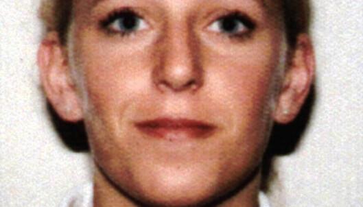 <strong>DREPT:</strong> 20 år gamle Tina Jørgensen ble funnet død i en dreneringskum ved Bore kirke på Jæren. &nbsp;Arkivfoto: Politiet / SCANPIX