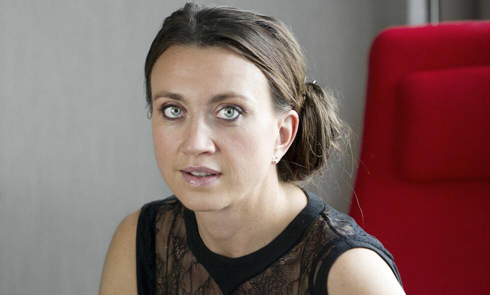 SVARER TILBAKE: Forfatter Camilla Läckberg tar opp kritikken hun har mottatt for sin barneoppdragelse i et langt blogginnlegg. Foto: NTB scanpix