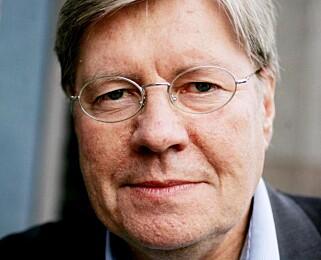 Professor: Willy-Tore Mørch. Foto: Linus Meyer