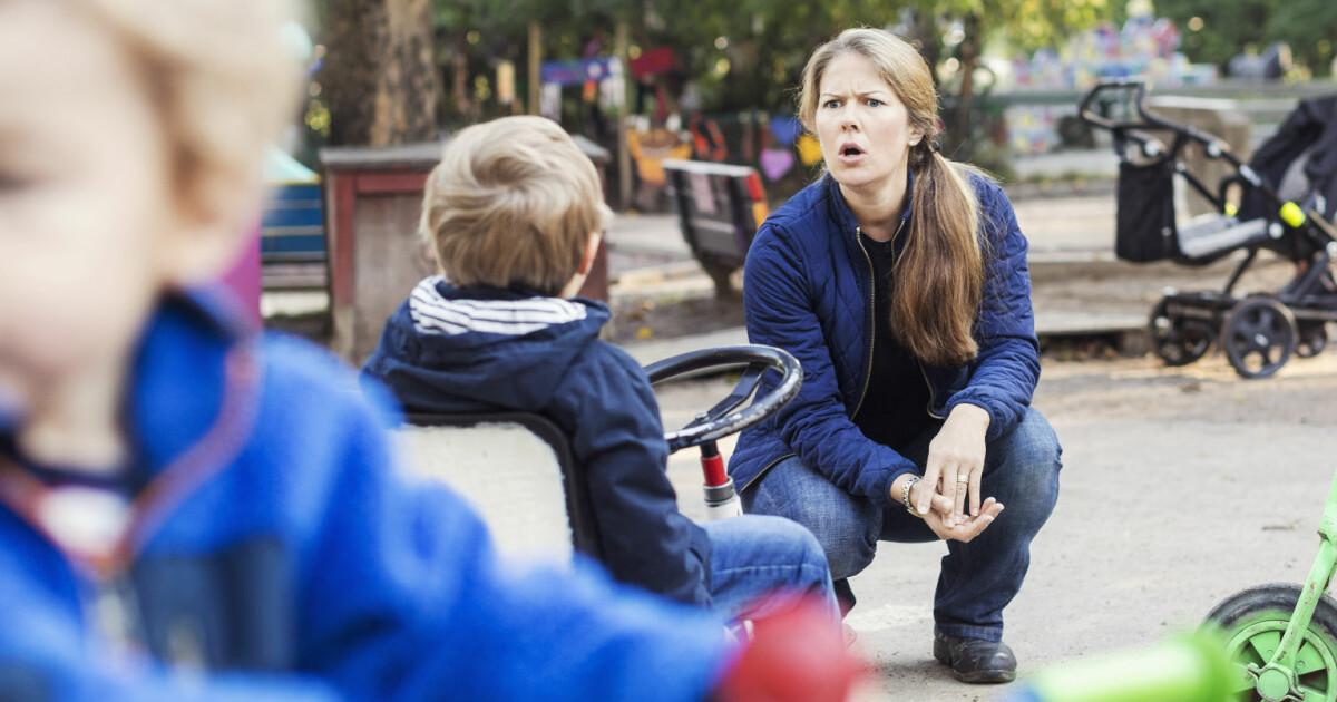 bfce16b5 - Selv besteforeldre skal være forsiktige med å snakke strengt til  barnebarna - Dagbladet