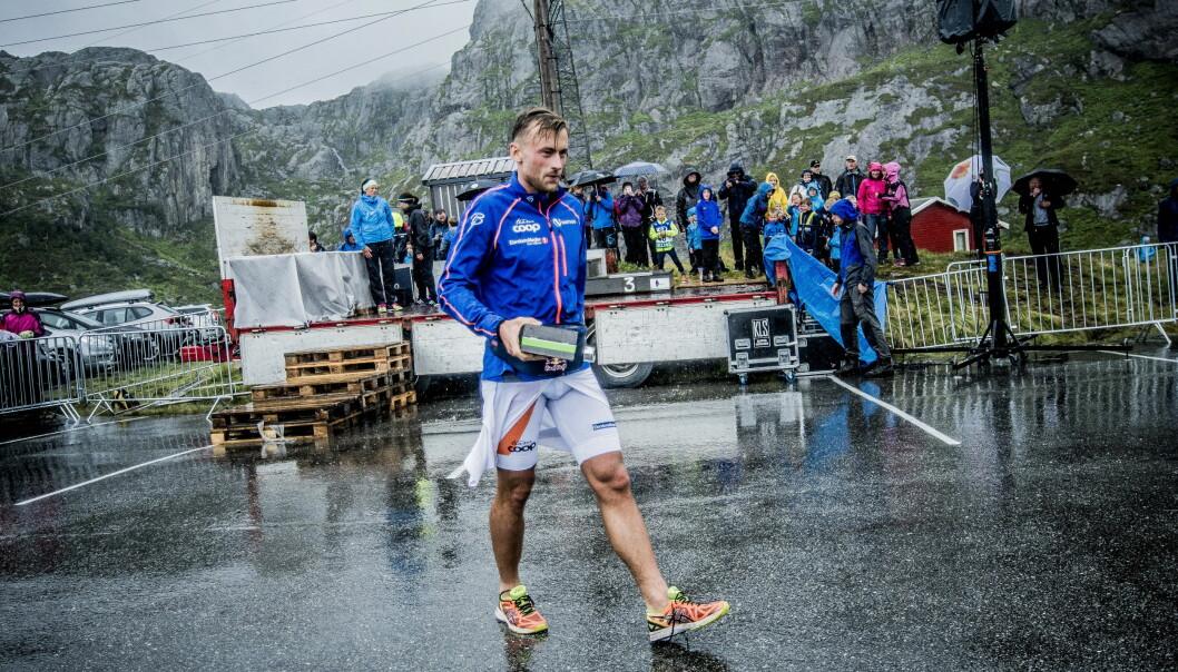 I RUTE: Petter Northug ligger godt an før den kommende VM-sesongen. Foto: Thomas  Rasmus skaug / Dagbladet