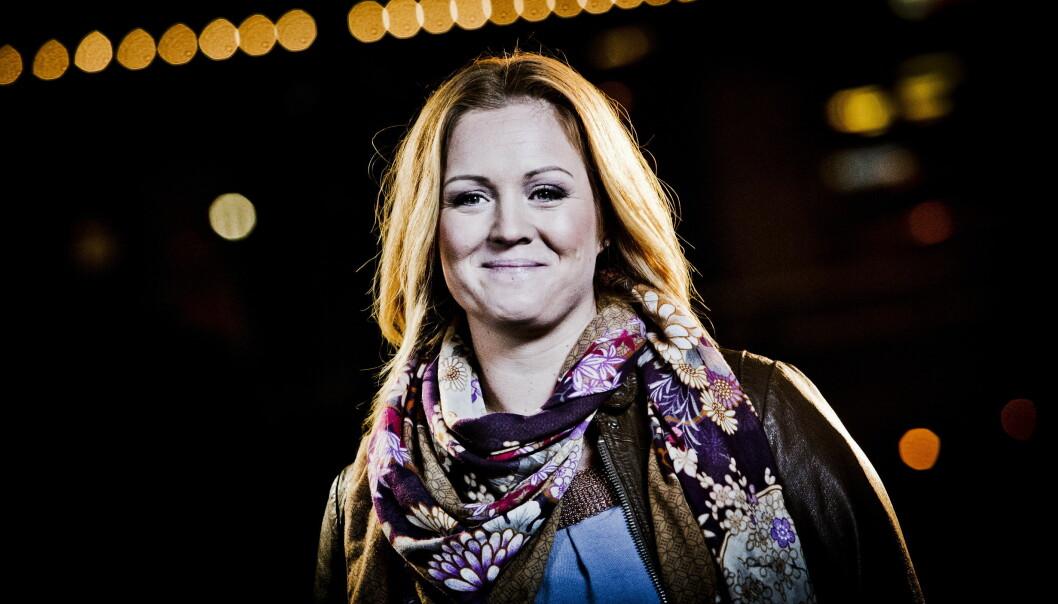 HAR BLITT SPURT: Siri Kristiansen mener det kan bli vanskelig å avse flere uker av sommeren, og takket dermed nei til TV 2. Foto: Jonas Jeremiassen Tomter/NRK P3