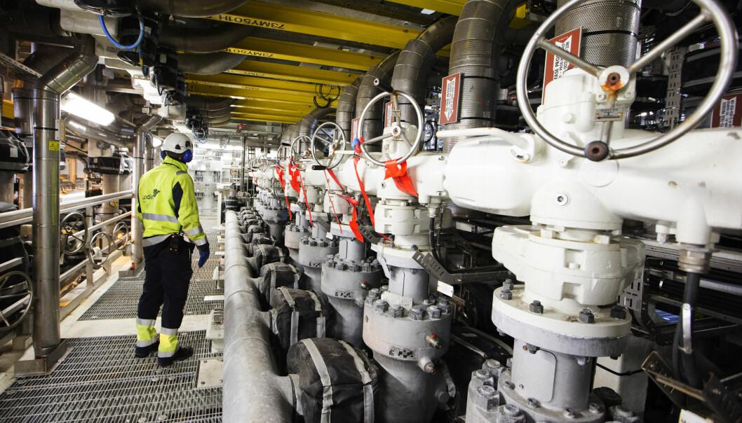 <strong>DYRT:</strong> Det er lenge siden de som vedlikeholder oljeplattformene hadde råd til å bo i Norge. I så fall må de ha en bijobb på land, skriver Idar Martin Herland. Illustrasjonsfoto: Håkon Mosvold Larsen / NTB scanpix