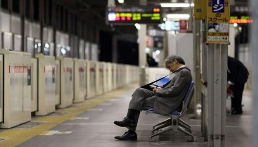 I Japan dør folk på jobb fordi de er overarbeidet