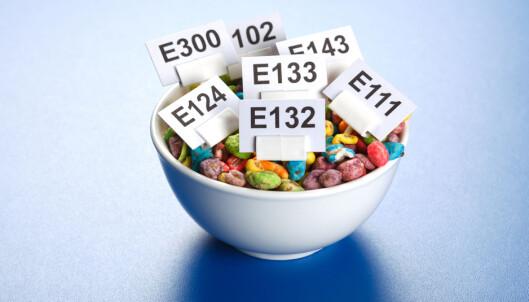 <strong>IKKE SLIK:</strong> Mange tror at E-stoffer kun er unaturlige stoffer. Foto: NTB SCANPIX / SHUTTERSTOCK