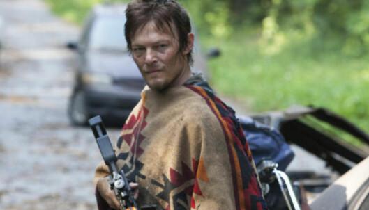 «The Walking Dead»-skuespiller avslører: - Neste sesong vil snu opp ned på alt