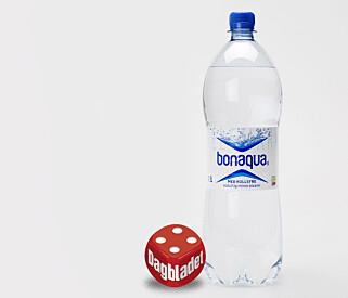 BONAQUA: Bobler og salt er akkurat passe. Foto: ANITA ARNTZEN