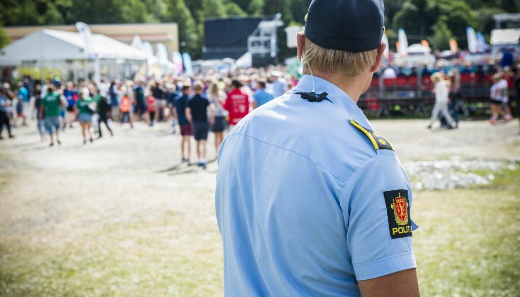 MASSEMØNSTRING: Ca. 1500 lag fra over 50 land deltar årlig på Norway Cup. Foto: Endre Vellene / Dagbladet