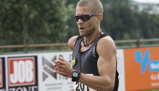 DØMT: Erik Tysse testet positivt for EPO i 2010, men er likevel med i Norges OL-tropp. Foto: Marit Hommedal / NTB Scanpix