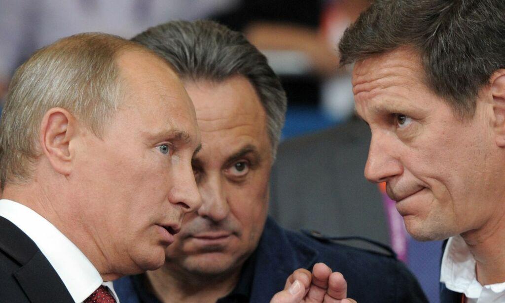 image: Russisk OL-sjef: - Urettferdig og umoralsk