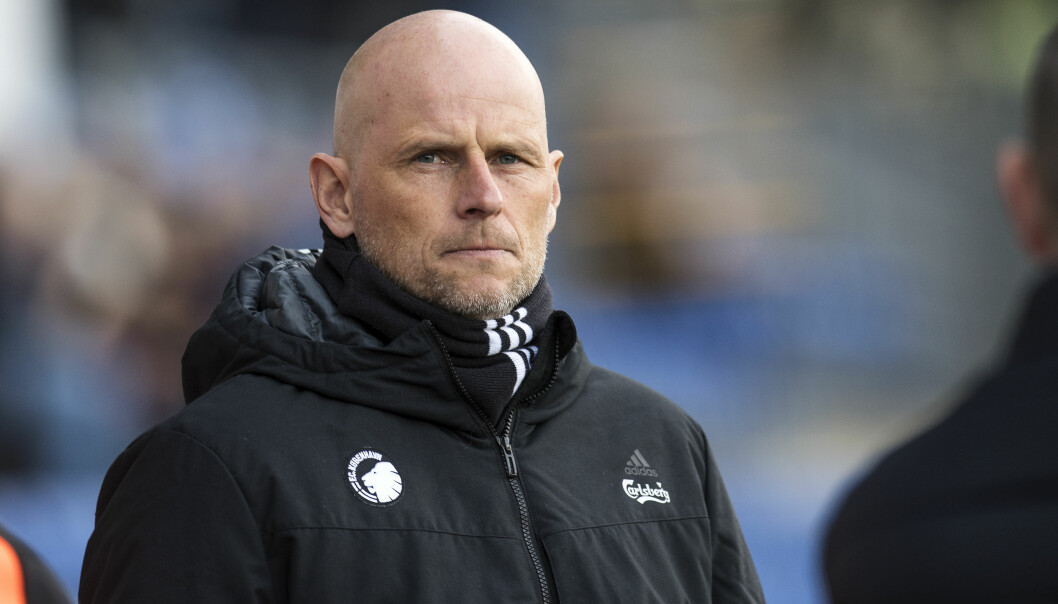 <strong>HAR KONTRAKT:</strong> Ståle Solbakken har kontrakt med FCK ut 2018.<br>Foto: NTB Scanpix