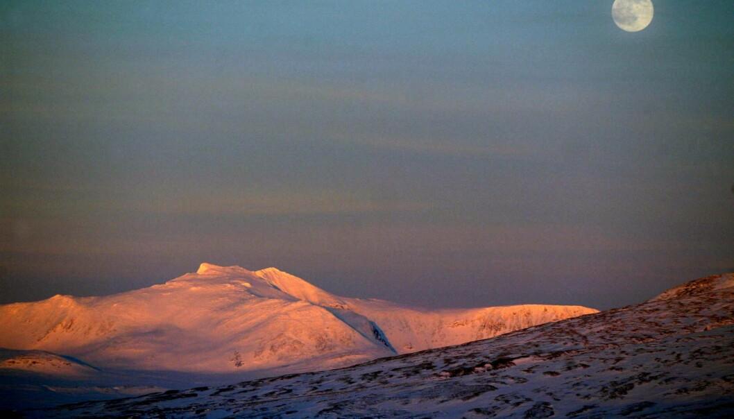 <strong>TYDAL:</strong> I dag er Tydal et eldorado for fjellturisme. Turistinformasjonen legger liten vekt på at    grensefjellene også har vært krigsområde gjennom 1000 år, og kanskje enda lenger, skriver Gudleiv Forr. Foto: NTB SCANPIX