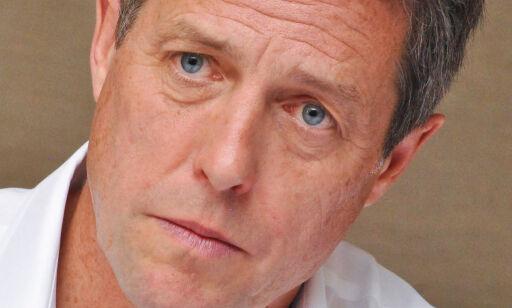 image: Hugh Grant brøt sammen på ferie: - Gråt tre uker i strekk