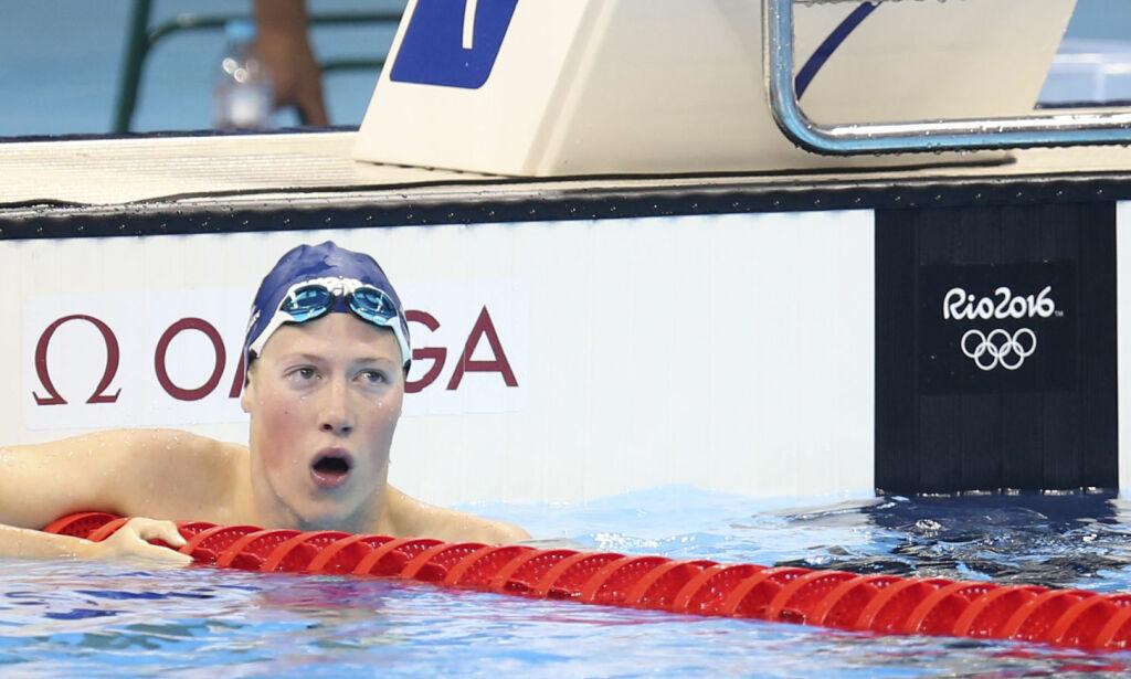 image: Svømme-Henrik skjønte ingenting da han så opp fra vannet: - Jeg ble helt paff