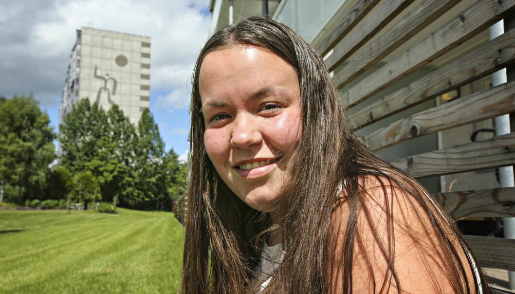 TRAVEL: «Skam»-stjerna Ina Svenningdal har nok å gjøre også etter at NRKs seriesuksess ble avsluttet. FOTO: Ørn E. Borgen / AFTENPOSTEN