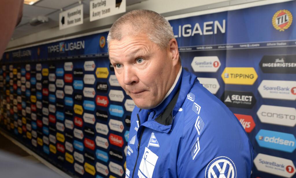 TAR OVER FFK: Mons Ivar Mjelde har fått ny jobb. Foto: Rune Stoltz Bertinussen / NTB scanpix