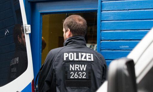 image: Stor antiterroraksjon i Tyskland