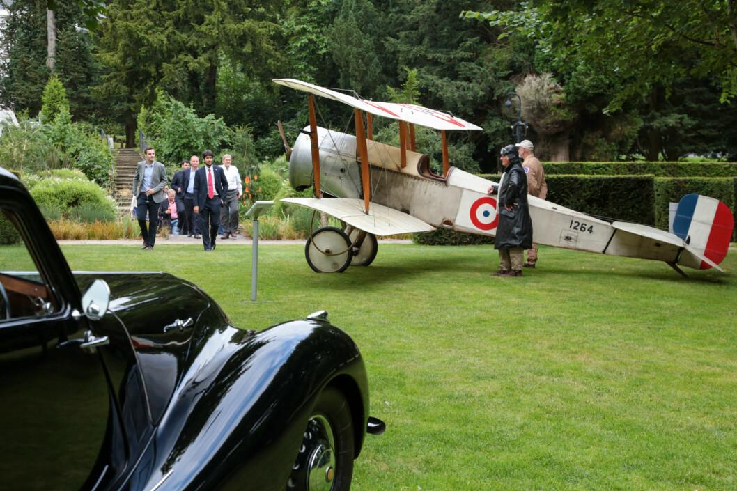<strong><b>STARTET I LUFTEN:</strong></b> Bristol var først flyprodusent og lagde sitt i dag primitive lette fly Boxkite allerede i 1910. Foto: BRISTOL