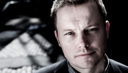 SER MOT NORGE: Administrerende direktør for Vice Scandinavia, Frederik Andersen. Foto: Benjamin Kürstein / VICE