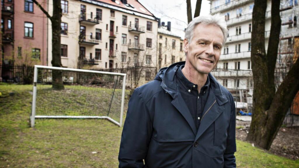 VILLIG: Rune Bratseth savner de gode midtstoppertypene i moderne fotball. Han ønsker å bidra til å heve norske talenter på den bakre plassen, men foreløpig har ikke NFF bitt på. Foto: Hans Arne Vedlog / Dagbladet