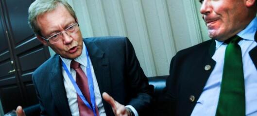 Hagen oppfattet tidligere Orkla-topp som «hemmelig agent» for konkurrent