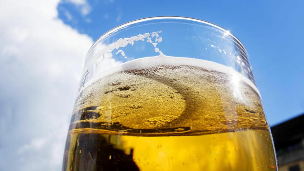 FORVERRER ALLERGI: I allergisesongen kan alkohol bidra til å gjøre de allergiske reaksjonene sterkere. FOTO: MIMSY MØLLER / SAMFOTO