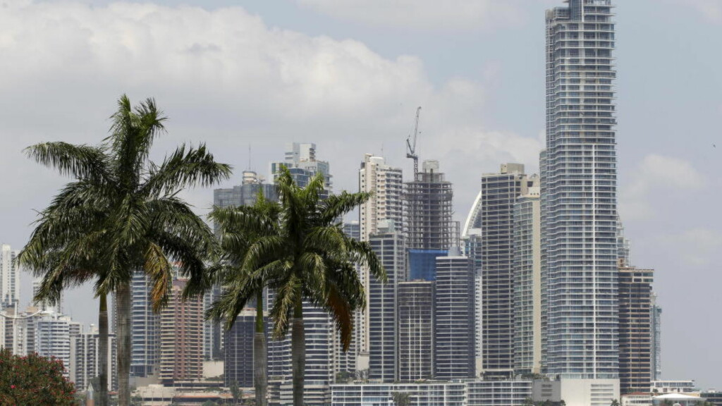HER STARTET DET:  En anonym kilde ga millioner av dokumenter fra advokatfirmaet Mossack Fonseca i Panama city til den tyske avisa Süddeutsche Zeitung. Det startet Panama papers-avsløringene. Foto: Carlos Jasso / Reuters / NTB Scanpix