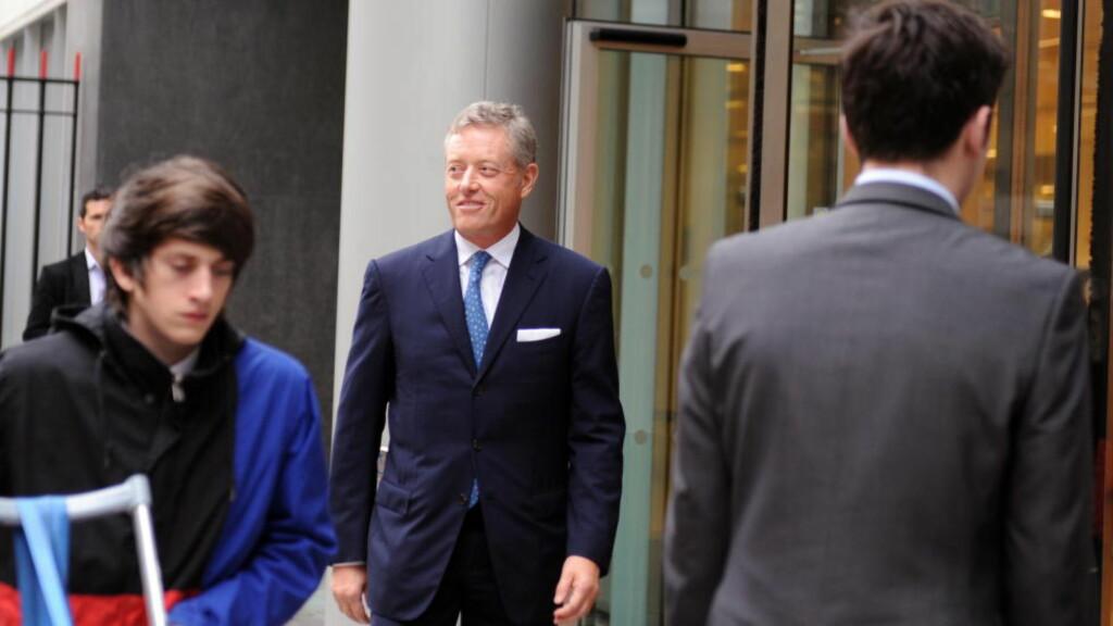 GIGANTREGNING: Den norske milliardæren Alexander Viks selskap Sebastian Holdings ble i 2013 dømt til å betale Deutsche Bank cirka 300 millioner dollar. Foto: Keith Hammett