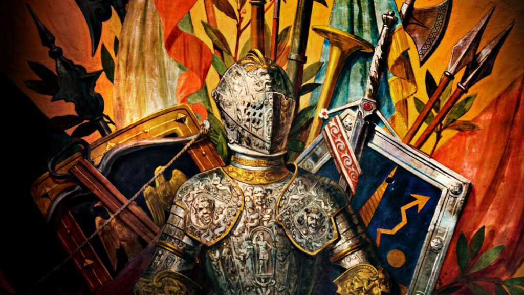 NORRØNE ANER: I følge ei ny bok, stammer frimurernes ritualer fra norrøne riter. Dette har Frimurerlosjen vanskelig for å svelge. Deres symbolverden består også av en rekke effekter fra middelalderen. FOTO: TOM A. KOLSTAD / scanpix