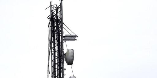 image: Mistanke om eksplosiver ved svensk radiomast
