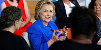 image: Clinton og Sanders vant én stat hver i natt