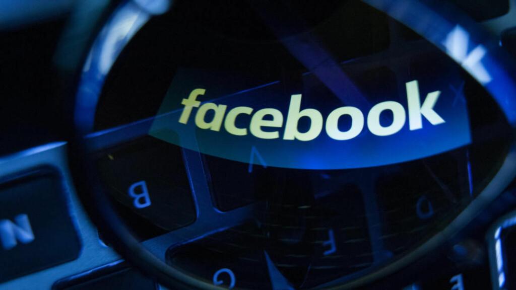 KRITISERER SAMARBEIDET: Schibsteds svenske sjef for sosial strategi går ut mot NRKs samarbeid med Facebook. Foto:Jaap Arriens/NurPhoto, NTB Scanpix