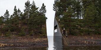 image: Regjeringen endrer ikke planer for Utøya-minnesmerke