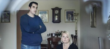 I to år ble Admir behandlet for hemoroider. Det var kreft med spredning
