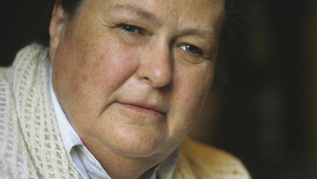 DØD: Vera Henriksen er død. Hun har et bredt og omfattende forfatterskap bak seg. Foto: Bjørn Sigurdsøn / NTB scanpix