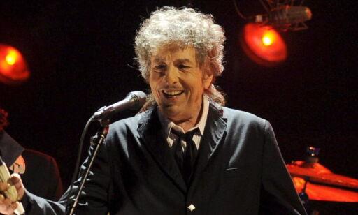 image: «Dylan trenger selvsagt ikke Nobelprisen»