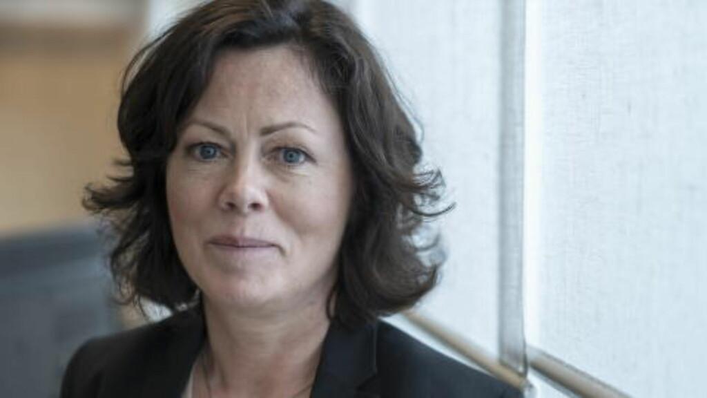 BEKYMRET: - Det er all grunn til bekymring når det gjelder oppfølging av en del enslige mindreårige som ikke er bofaste i Norge, sier barne- og likestillingsminister Solveig Horne (FrP). Foto: ØISTEIN NORUM MONSEN/DAGBLADET