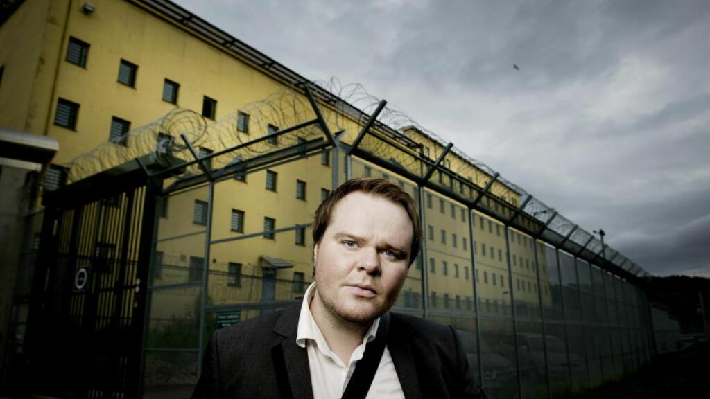LOVER TILTAK Men statssekretær i Justisdepartementet, Ove Vanebo (Frp) vil ikke si hva de blir. Foto: John T. Pedersen/Dagbladet