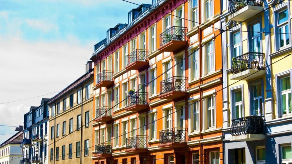 Klatrer videre: Det er fortsatt i hovedstaden boligprisene stiger mest. Foto: Magnus Rørvik Skjølberg / Finansavisen