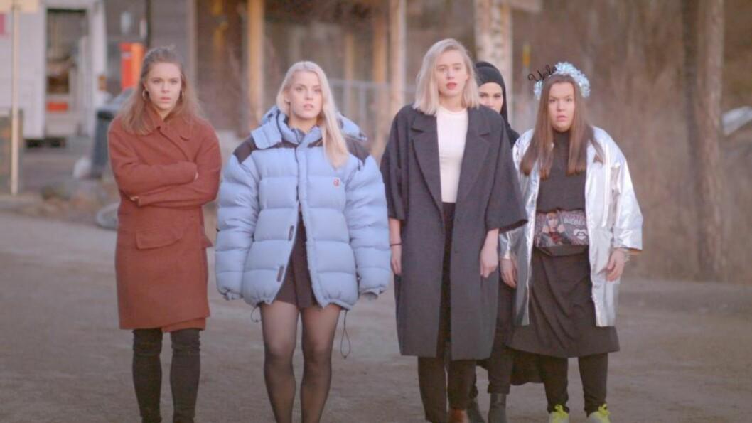 SESONGFINALE: Hvordan i all verden skal vi klare oss i tre måneder uten «Skam»? Foto: NRK